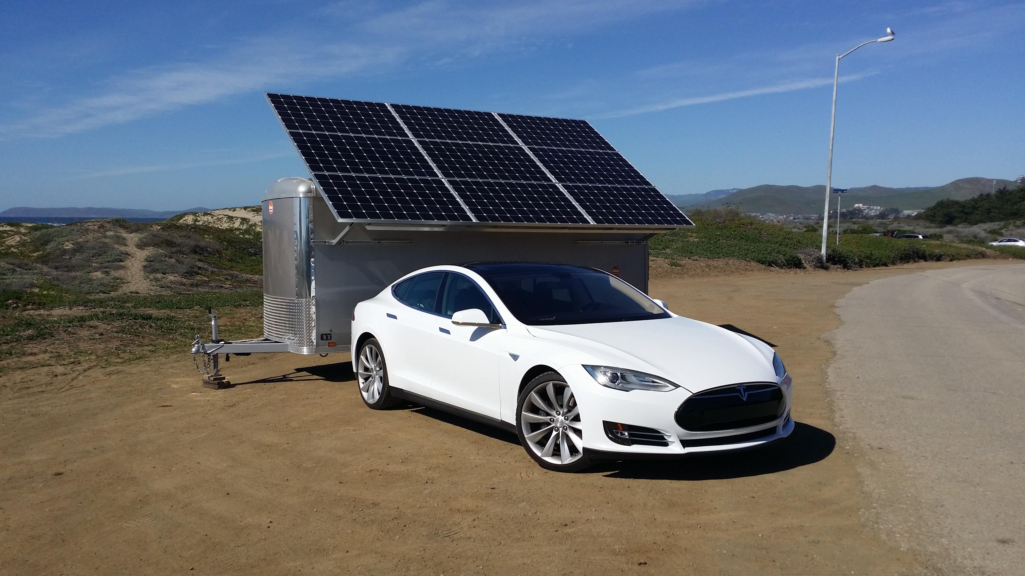 Residential Solar Generator Applications