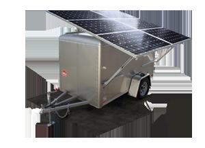 Ms 225 Mobile Solar Generator Mobile Solar